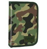 Back Up Camouflage - Empty Pouch - Multi