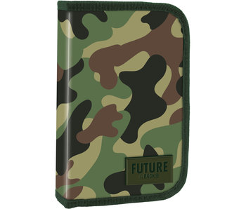 Back Up Empty Camouflage Pouch