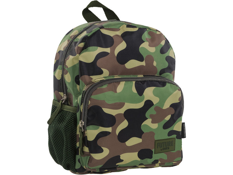 Back Up Camouflage - Backpack - 29 x 24 x 14 cm - Multi