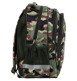 Back Up Camouflage - Backpack - 38 x 28 x 18 cm - Multi