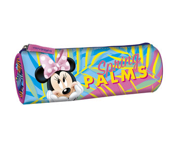 Disney Minnie Mouse Rond Etui Spring Palms 21 cm