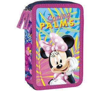 Disney Minnie Mouse Filled Pencil case Spring Palms 27 pieces