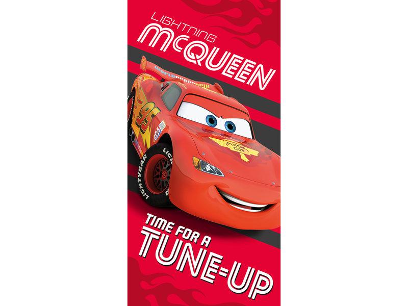 Disney Cars Tune Up - Strandlaken - 70 x 140 cm - Rood