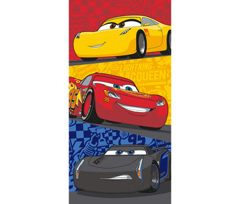 Disney Cars Strandtuch Rivalen 70x140cm