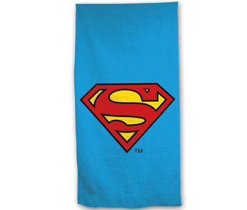 Superman Beach towel Logo 70x140