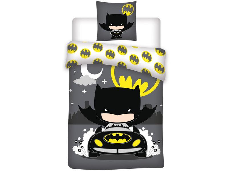 Batman Drive - Dekbedovertrek - Eenpersoons - 140 x 200 cm - Multi