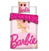 Barbie Bubble - Dekbedovertrek - Eenpersoons - 140 x 200 cm - Roze