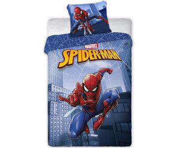 SpiderMan Housse de couette 140 x 200 cm