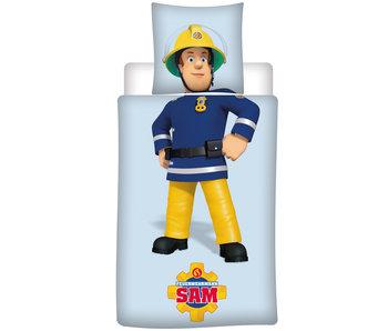 Brandweerman Sam Dekbedovertrek Sam 140 x 200 cm