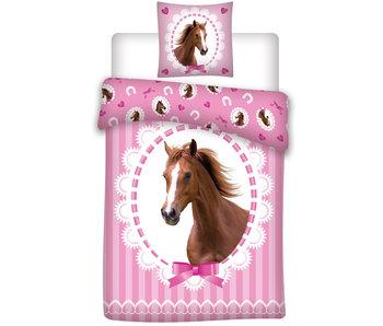 Animal Pictures Dekbedovertrek Paard 140 x 200 cm