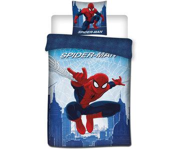 SpiderMan Bettbezug Jump 140 x 200 cm