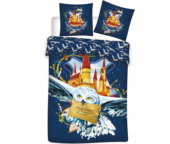 Harry Potter Duvet cover Hedwig 140 x 200 cm