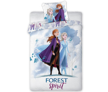 Disney Frozen Duvet cover Forest Spirit 140x200 cm