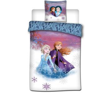 Disney Frozen Dekbedovertrek 140x200 cm
