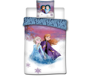 Disney Frozen Housse de couette 140x200 cm
