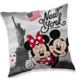Disney Minnie Mouse New York - Cushion - 40 x 40 cm - Multi