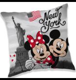Disney Minnie Mouse New York - Kissen - 40 x 40 cm - Multi