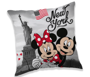 Disney Minnie Mouse Kissen New York 40x40cm