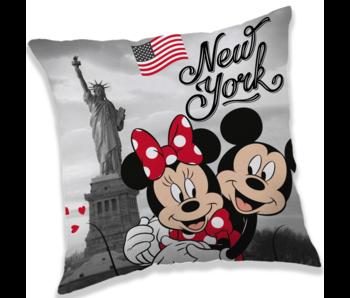 Disney Minnie Mouse Sierkussen New York 40x40cm