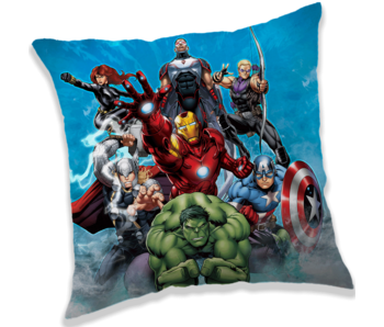 Marvel Avengers Coussin Team 40 x 40 cm