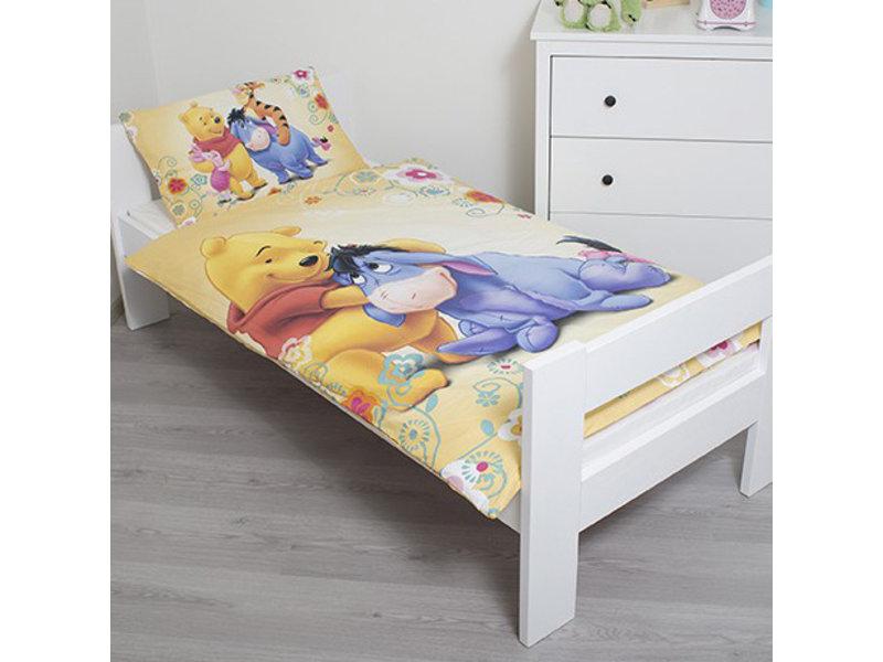 Disney Winnie the Pooh - Baby Duvet cover - 100 x 135 cm - Yellow