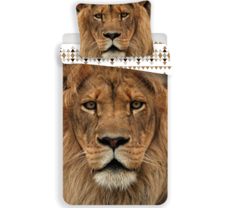 Animal Pictures Duvet cover Lion 140x200 cm
