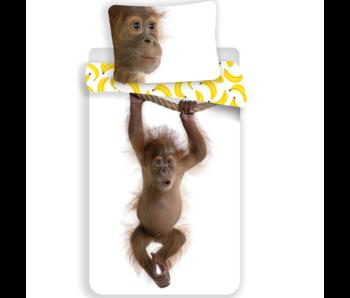 Animal Pictures Dekbedovertrek Orang Oetan 140x200 cm