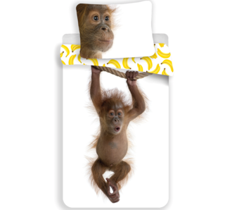 Animal Pictures Duvet cover Orang-utan 140x200 cm