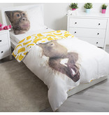 Animal Pictures Orang-Utan - Bettbezug - Einzel - 140 x 200 cm - Multi