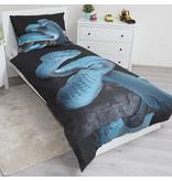 Animal Pictures Snake - Duvet cover - Single - 140 x 200 cm - Multi