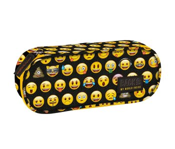 Back Up Emoji Pencil case 23 cm