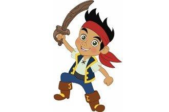 Disney Jake en de Nooitgedachtland piraten