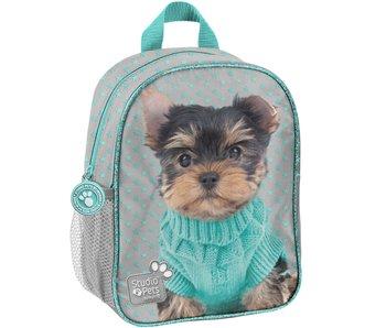 Studio Pets Yorkshire Terrier sac à dos pour tout-petit 28 cm