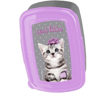 Studio Pets Sweet Kitten Lunch box