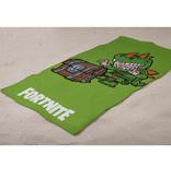 Fortnite Rex - Beach towel - 70 x 140 cm - Green