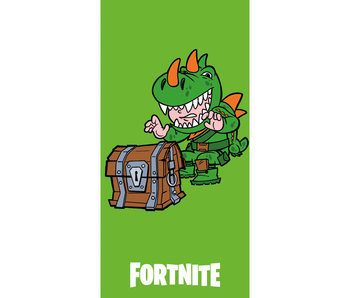 Fortnite Beach towel Rex 70x140 cm