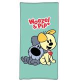 Woezel & Pip Friends - Strandlaken - 75 x 150 cm - Multi
