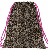 Back Up Luipaard - Gymbag - 45 x 35 cm - Multi