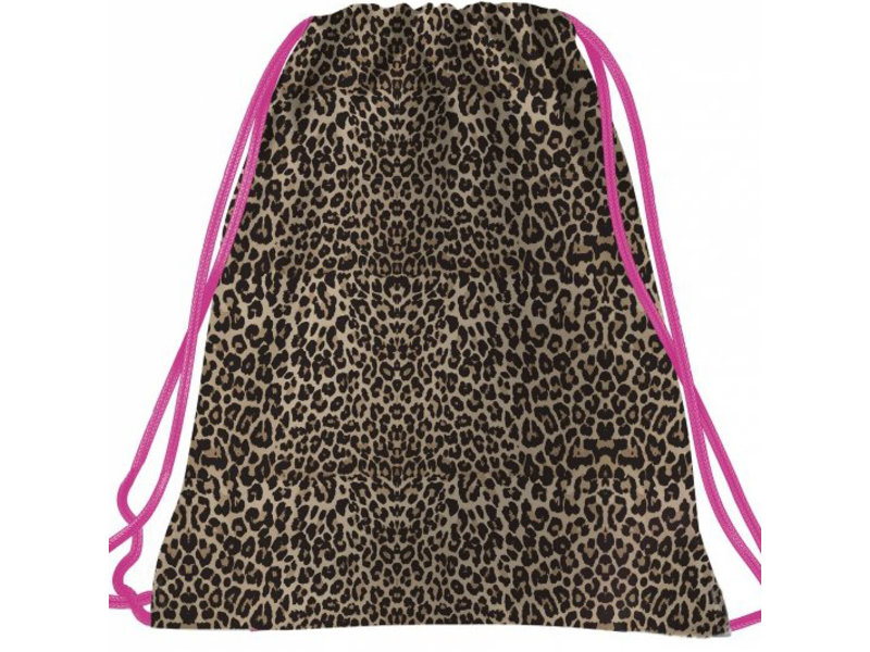 Back Up Leopard - Gymbag - 45 x 35 cm - Multi