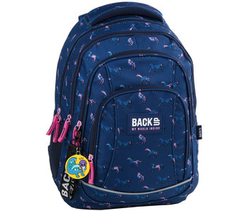Back Up Backpack horses 42 cm