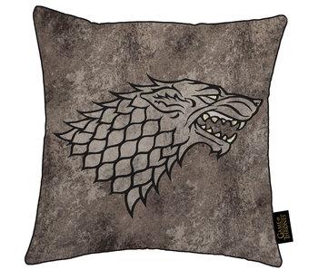 Game of Thrones Stark Kissen 40 x 40 cm