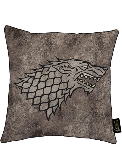 Game of Thrones Stark Cushion 40 x 40 cm