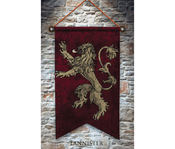 Game of Thrones Lannister Tapestry 65 x 118 cm