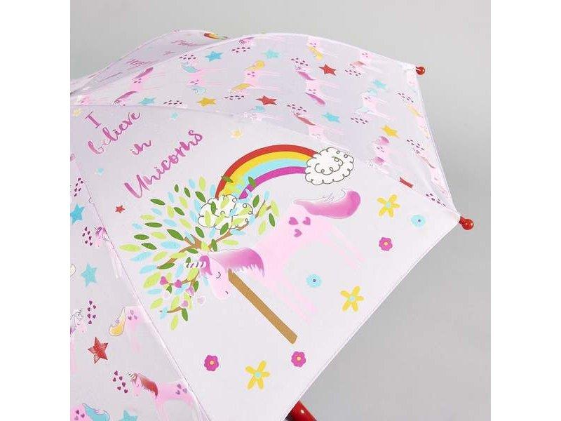 Floss & Rock Licorne - Parapluie - Change de couleur!