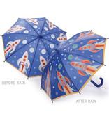 Floss & Rock Rocket - Regenschirm - Ändert die Farbe!