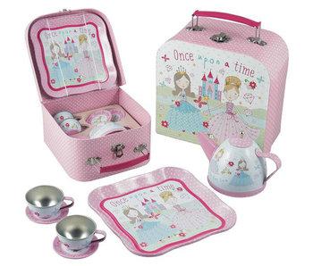 Floss & Rock Service à thé Princesse 7 pièces