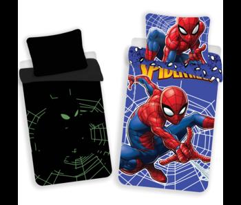 Spider-Man Duvet cover Glow in the Dark 140x200 cm