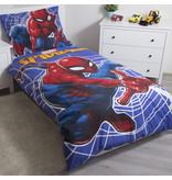SpiderMan Glow in the Dark - Duvet cover - Single - 140 x 200 cm - Multi
