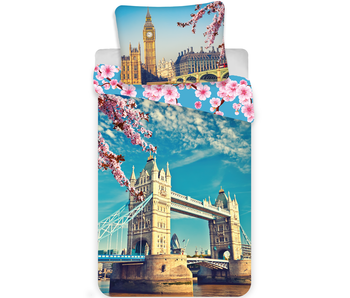 Londen Duvet cover Tower Bridge 140x200 cm