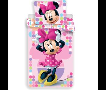 Disney Minnie Mouse Duvet cover Pink 140x200 cm